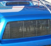Hood Scoop Billet Grille