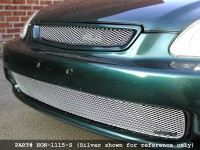MX Series Mesh Sport Grille (Black or Silver)