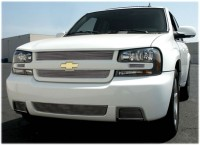 Trailblazer SS Billet Grille Overlay (4pc)