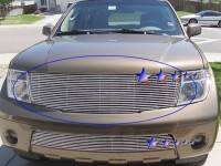 Replacement Billet Grille (Polished)