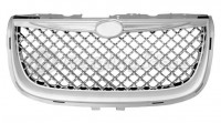 Replacement Chrome ABS Mesh Grille