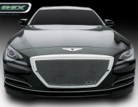 Upper Class Custom Mesh Grille (Polished)