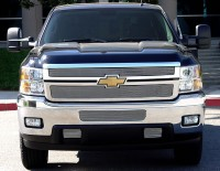 Billet Grille Overlay or Insert (2pc) (Polished or Black)