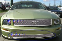Stainless Steel Mesh Bumper Grille