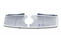 CNC Machined Perimeter Billet Grille (Polished)