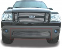 Bumper Billet Grille (Polished)