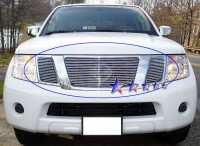 Billet Grille Bolt-On (3pc) (Polished)