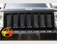 Vertical Billet Grille Insert (Thick Bars)