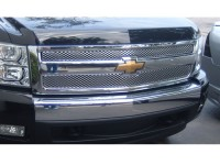 Speed Grille Chrome Plated Steel (2pc)