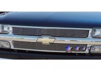 Overlay Bolt-On Billet Grille (2pc)