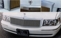 Classic Vertical Style Custom Grille