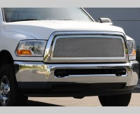 Chrome Upper Class Mesh Grille (1pc)