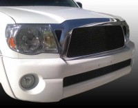 Custom Billet Grilles (All Black)