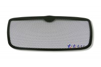 Fine Mesh Stainless Steel Mesh Grille (All Black)