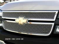 SW Series Wire Mesh Grille (2pc) (Polished)