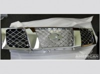 All Chrome Replacement OEM Style Grille
