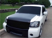 Replacement Custom Billet Grille (All Black)