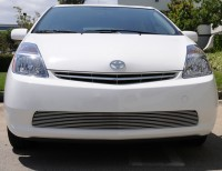 Bumper Billet Grille (w/out Fog Lights)