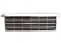 Complete Replacement Factory Style Chrome Grille