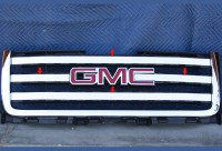 Billet Aluminum Grille Accents (4pc) (Chrome)