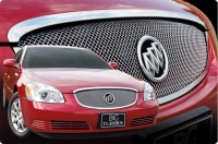 Stainless Steel Custom Chrome Mesh Grille