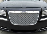 MX Series Custom Sport Mesh Grille (Silver)