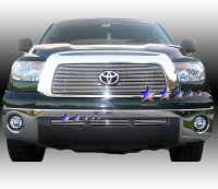Billet Grille w/Logo Opening (Overlay)