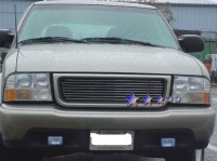 Billet Grille Insert (8 Bar)