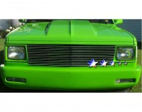Replacement Custom Billet Grille (Polished)