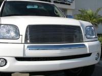 Billet Grille Insert (Double Cab Only)
