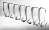 Chrome Grille Opening Accents (7pc)