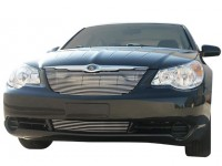 Replacement Billet Grille & Bumper Grille (Upper & Lower)