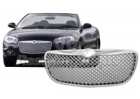 All Chrome ABS Custom Replacement Grille