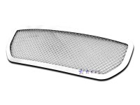 Stainless Steel Custom Chrome Mesh Grille (1pc)
