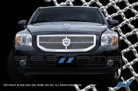 Stainless Steel Chrome Plated Mesh Grille