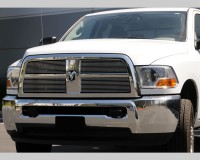 Polished Billet Grille Overlays (4pc)
