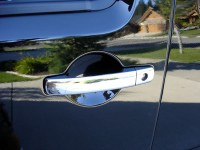 Chrome Door Handle Covers (1Pair)