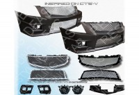 CTS to CTS-V Front End Conversion Kit (Sedan only)
