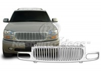 ABS Chrome Vertical Bar Grille