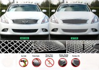 Cross Mesh Stainless Steel Overlay Grille