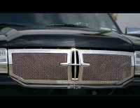 Upper Class Series Stainless Steel Mesh Grille (2pc)