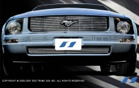 Stainless Steel Chrome Plated Billet Grille