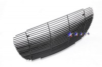 Billet Grille Overlay (All Black)