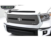 Sport Series Formed Mesh Grille Insert (Chrome) (With Black Logo Bar)