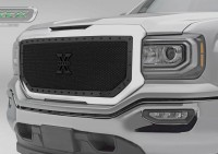 X Metal Custom Grille (Black) SLE/SLT