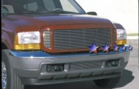 Billet Grille Insert (Polished) (1pc)