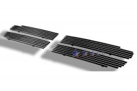 Billet Grille Overlay (4pc) (Polished)