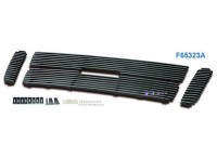 Billet Grille Insert (Polished) (4pc)