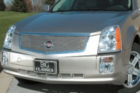 Chrome Mesh Grilles (Upper & Lower)