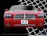 Stainless Steel Chrome Plated Replacement Mesh Grille